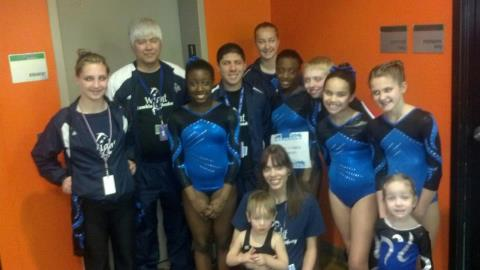 Team at State 2013